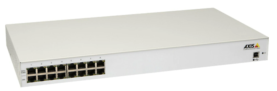 AXIS POE MIDSPAN 8-PORT